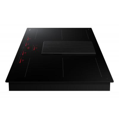 Samsung NZ84T9747VK UR hob Black Built-in 83 cm Induction 4 burner (s)