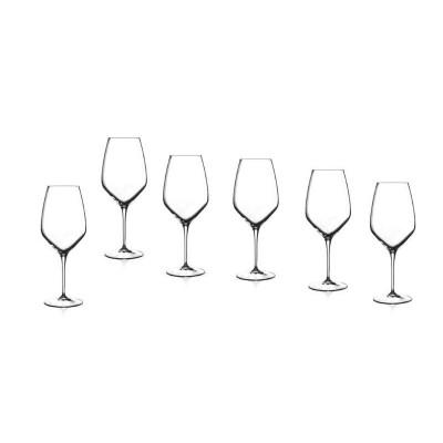 BORMIOLI LUIGI, ATELIER - PACK OF 6 CABERNET CL 70 GLASSES
