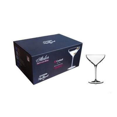 BORMIOLI LUIGI, ATELIER COCKTAIL GLASS CL 30, pack of 6 pcs