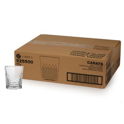 BORMIOLI LUIGI, CARATS - DOF GLASS CL.35