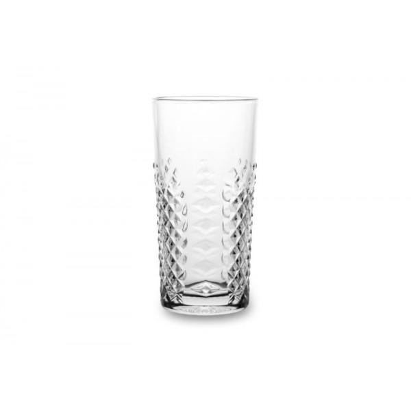 BORMIOLI LUIGI CARATS - HI-BALL GLASS CL.41 11953-01, Carton 12 pcs