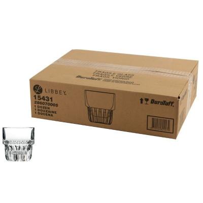 BORMIOLI LUIGI EVEREST-PACK OF 12 JUICE GLASSES CL 14,8 10585-02