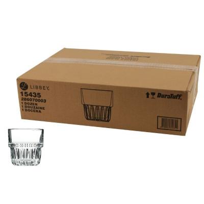 BORMIOLI LUIGI EVEREST-PACK OF 12 ROCKS GLASSES CL 35.5 10589-02