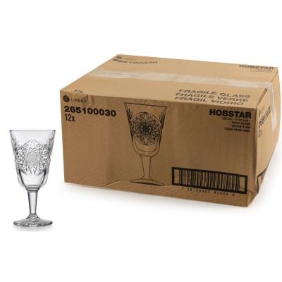 BORMIOLI LUIGI HOBSTAR - COKTAIL GLASS CL.31 12179-01, Carton 12 pcs