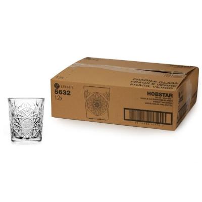 BORMIOLI LUIGI HOBSTAR-DOF GLASS CL 35