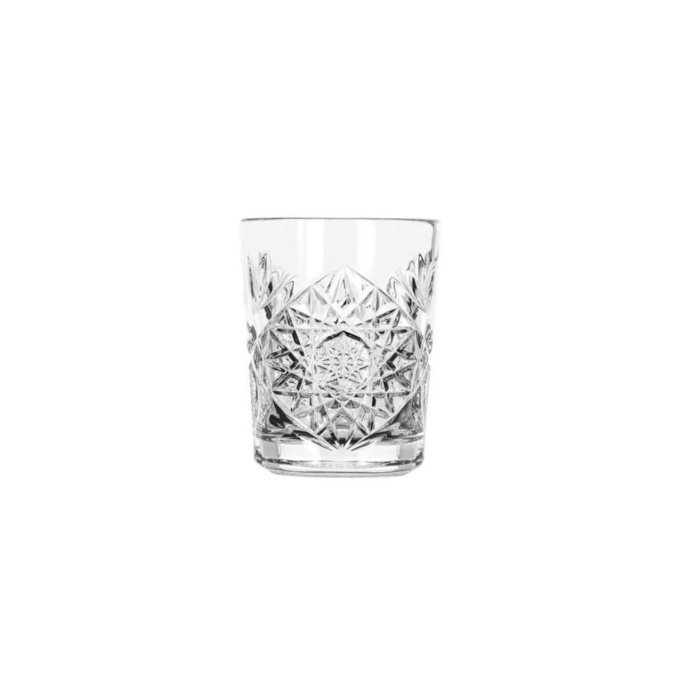 BORMIOLI LUIGI HOBSTAR-SHOT GLASS CL 6,