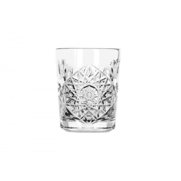 BORMIOLI LUIGI HOBSTAR-SHOT GLASS CL 6, Carton 24 pcs