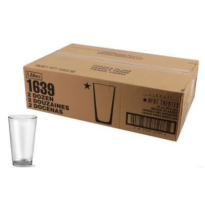 BORMIOLI LUIGI MIXING GLASS CL.47,3 CM.8,5 H15 LIBBEY, Carton 24 pcs
