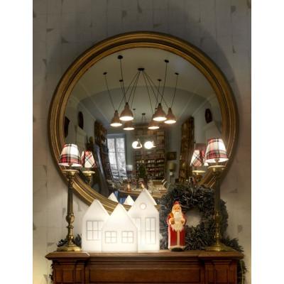 Roberto Paoli lampada da tavolo Kolme,