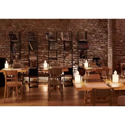 Alberto Ghirardello table lamp Fiamma /