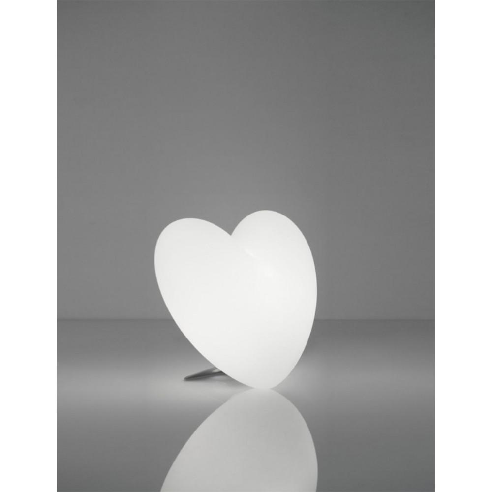 Stefano Giovannoni Love table lamp, in