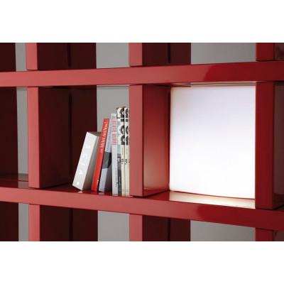 Giò Colonna Romano libreria componibile modulare MY BOOK 3X3