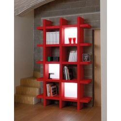 Bibliothèque modulable modulable Giò
