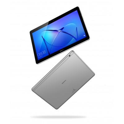 "Huawei MediaPad T3 10.0 32 GB 24.4 cm (9.6 "") Qualcomm Snapdragon 2 GB Wi-Fi 4 (802.11n) Android 7.0 Gray"