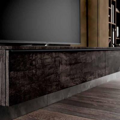 Imab Living Mito 5.0 QSM614 Burnt wood, Copper oxide, Smoked glass