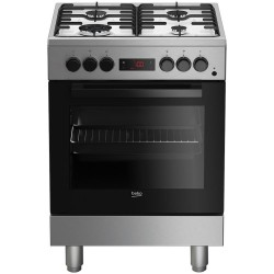 Beko FSE62110DXF Hob Gas Stainless steel A