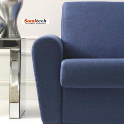 Hoppla' Goccia divano letto con rete elettrosaldata tessuto sfoderabile