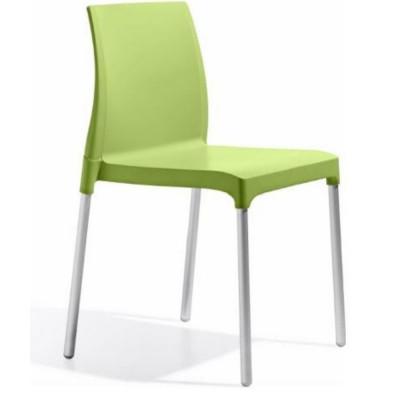 Scab Design Sedia Chloè Verde Pistacchio Pacco da 6 Sedie