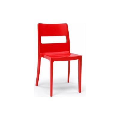 Scab Design Sedia Sai Rosso...