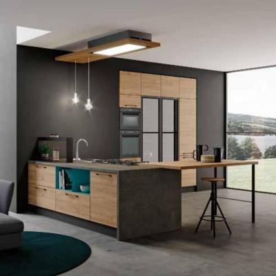 Cuisine modulaire moderne...