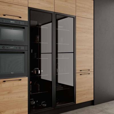 Cuisine modulaire moderne par Imab Group Capri DM0665