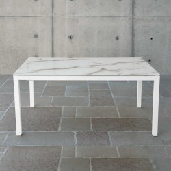 Giselle table with stone...