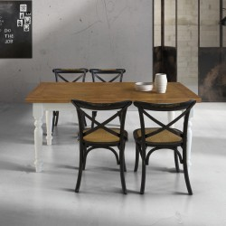 Arno extendable table with...