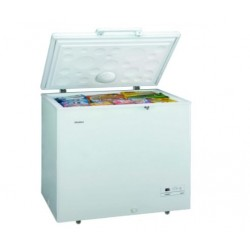 Haier HCE259R commercial refrigerator and freezer Freestanding F