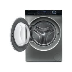 Haier I-Pro Series 7 HW100-B14979S washing machine Freestanding Front-load 10 kg 1400 RPM A Silver