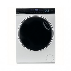 Haier I-Pro Series 7 washer dryer Freestanding Front-load White D