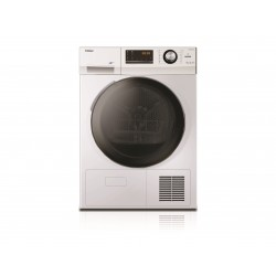 Haier HD90-A636-E dryer Freestanding Front-load 9 kg A ++ White