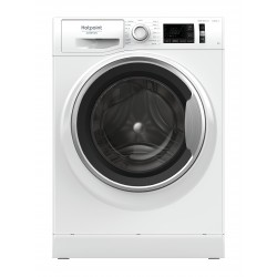 Hotpoint NR5496WSA IT N Lave-linge Pose libre Chargement frontal 9 kg 1400 RPM B Blanc