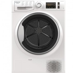 Hotpoint NT M11 92E IT dryer Freestanding Front-load 9 kg A ++ White