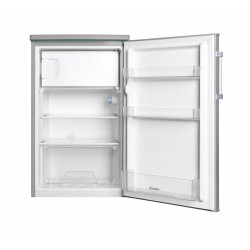 Candy Comfort CCTOS 502SHN refrigerator with freezer Freestanding 98 LF Silver