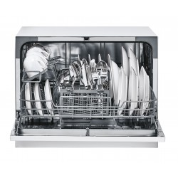 Candy Posable CDCP 6 dishwasher Freestanding 6 place settings F