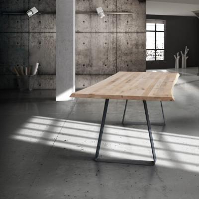 Table fixe Nigelle dessus...