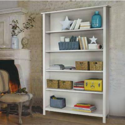 Libreria Vera legno bianco...