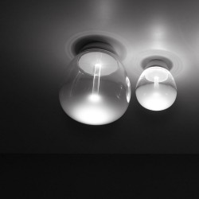 Artemide Lampada da parete Empatia Trasparente