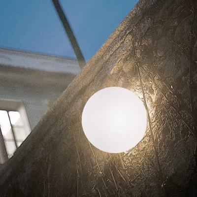 Artemide Wall lamp Dioscuri White