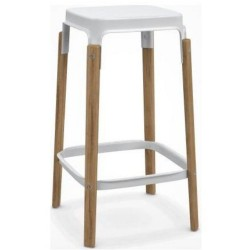 Magis Fixed stool with seat...