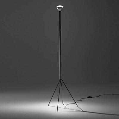 Flos Luminator floor lamp in anthracite color