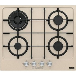 FRANKE MARIS 4 BURNERS GAS HOB WITH DOUBLE CROWN CM 60