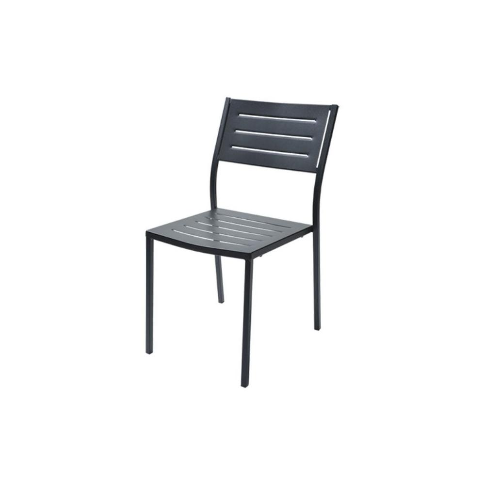 Chaise d'extérieur Dorio 1 structure,