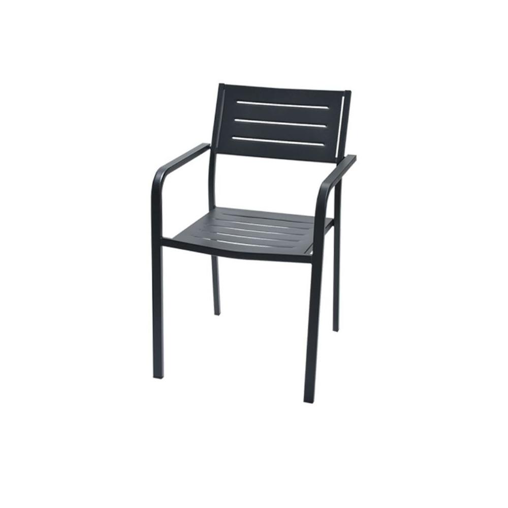 Chaise d'extérieur Dorio 2, avec