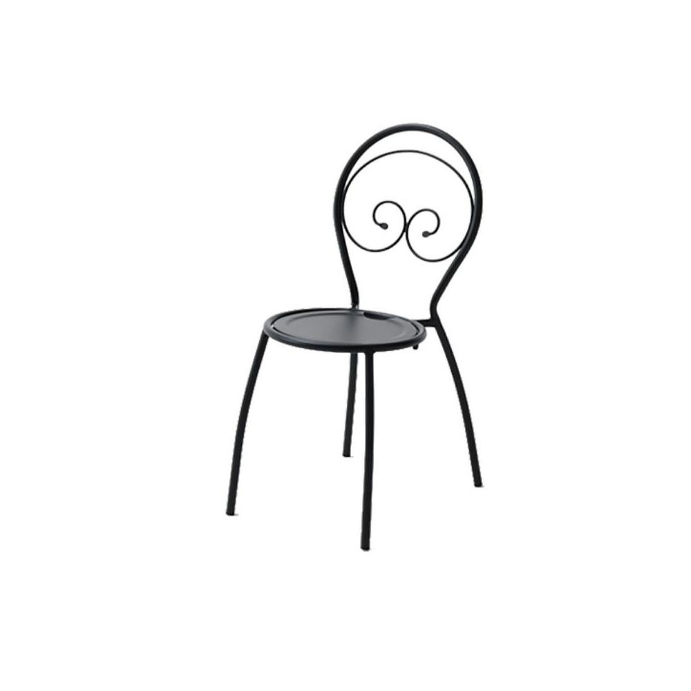 Chaise d'extérieur Fiona 1, structure,