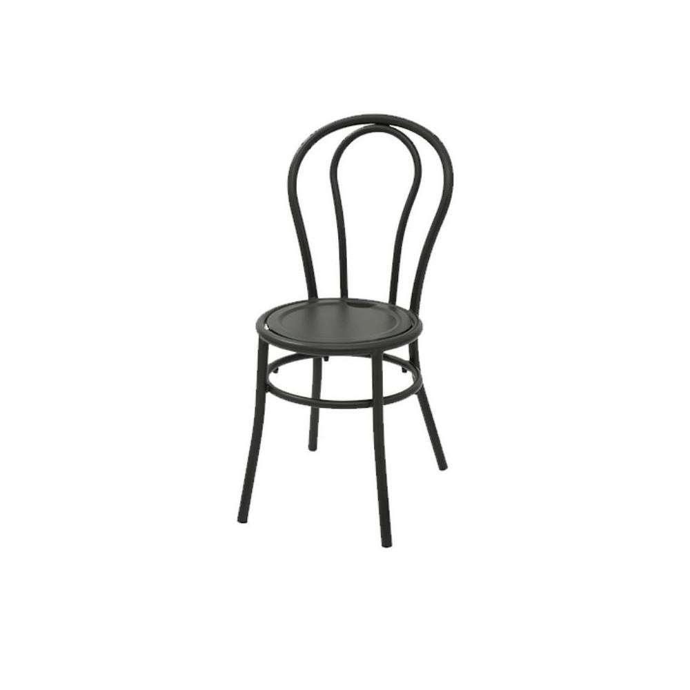Chaise de bistrot avec structure en