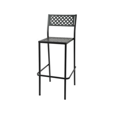 Lola 75 outdoor stool seat...