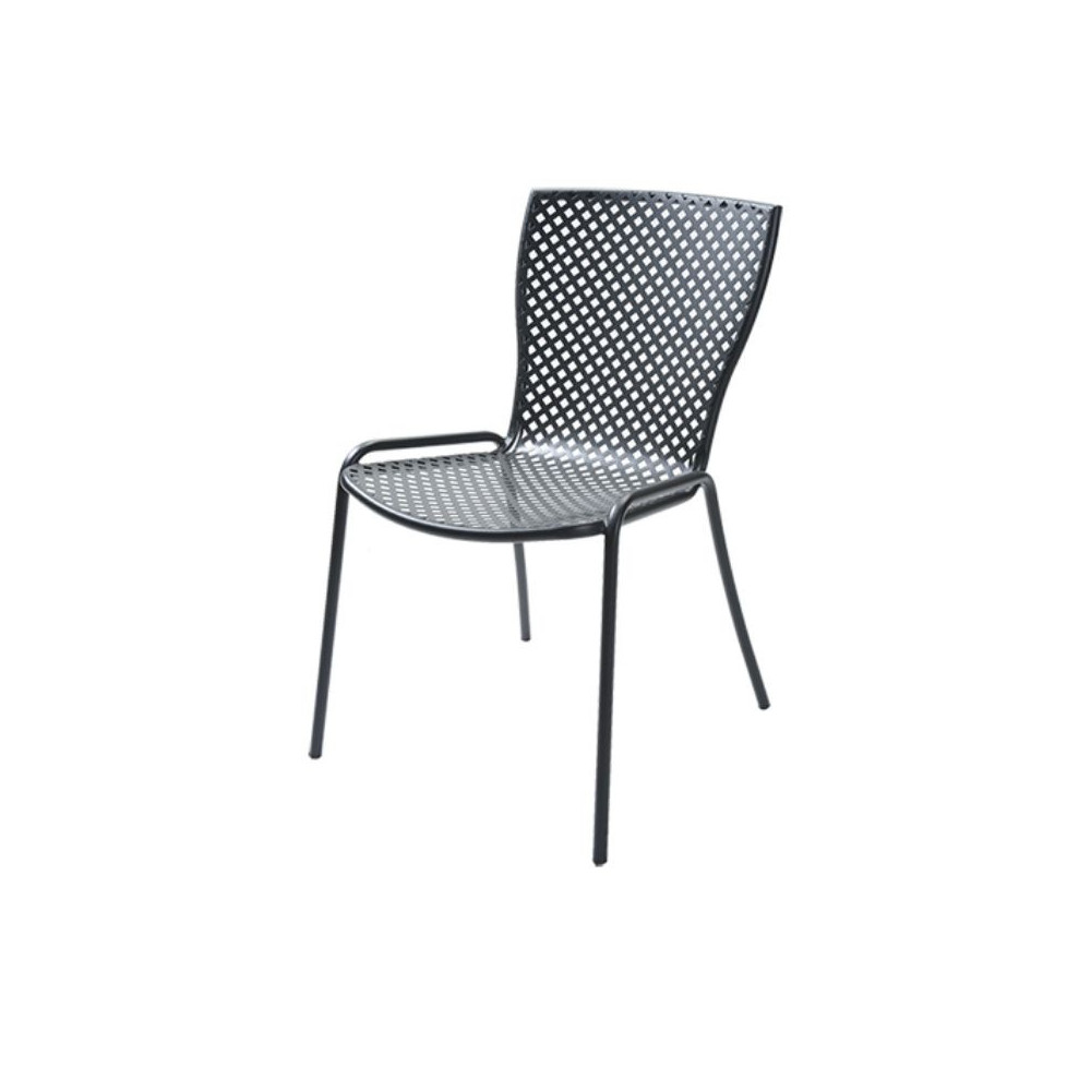Sonia outdoor chair 1 structure, seat