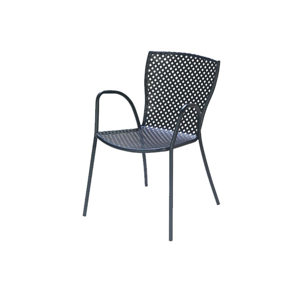 Sonia 2 outdoor chair with structure,