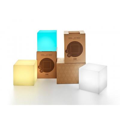 Slide , Cubo 20 lampadaire, lampe de